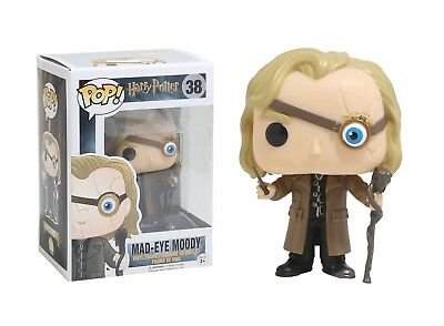 Funko Pop Harry Potter: Mad-Eye Moody Vinyl Figure Item #10990
