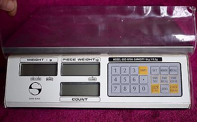 ELECTRONIC DIGITAL WEIGHT SCALE for Shops, Food Business, Deli's, By Good Scale