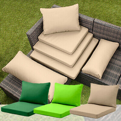 Rattan Furniture Replacement Cushions Sofa Water Resistant Garden Rh Picclick Co Uk For