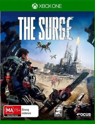 The Surge XBOX ONE XB1 (PAL) New!