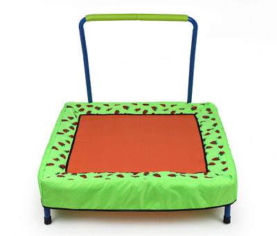 Kids Baby Outdoor Indoor Collapsible Folding Portable Junior Jumping Trampoline