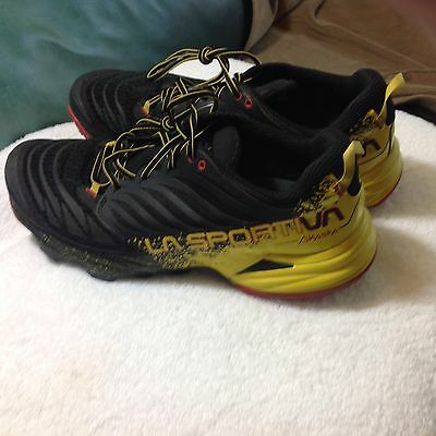 La Sportiva Akasha Trail Hiking Shoes Boots- Excel & Size Read @ Size