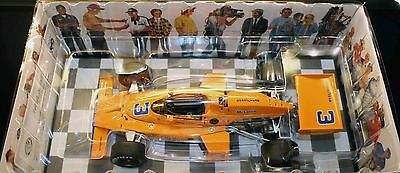 Carousel 1 1:18 Mclaren M16 1974 Indianapolis 500 3 Johnny Rutherford 4801