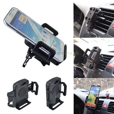 Adjustable Car Air Vent Mount Holder Stand for Samsung Galaxy S5 S6 S7 S8 Plus