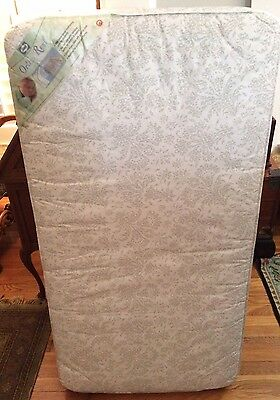 Toddler Bed Crib Mattress Sealy Ortho Rest