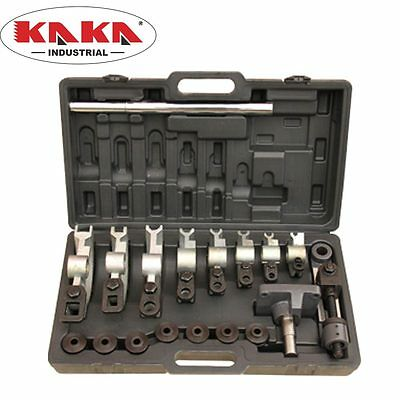 KAKAIND MY-22  Compact Bender Kit, Manual Pipe Tube Bending Kit With 8 Dies