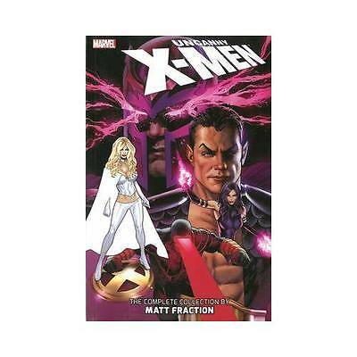 Uncanny X-Men: Vol. 1, 2: Complete Collection by Matt Fraction (Paperback, 2013)