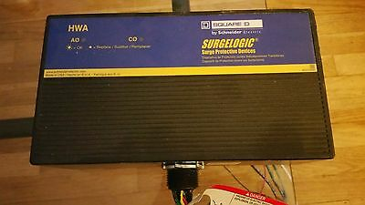 Square D TVS1HWA50X HWA TVSS Surge Protective Device - Never Energized
