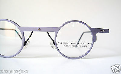 Neostyle Germany 35-30 RARITY Eyeglass Frames Specs Vintage Men Nerd Geek Lennon