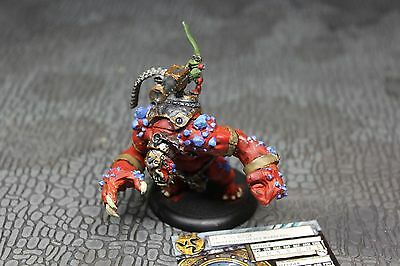Dire Troll Blitzer for Trollblood Hordes USED Privateer Press resin Warmachine