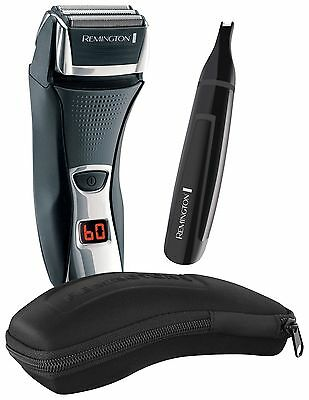 Remington F7808 Foil Shaver with Nose and Ear Trimmer :The Official Argos Store