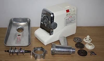 Tasin TS-108, Electric Meat Grinder Mincer, Food Processing, Ground Meat Sausage