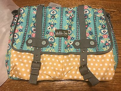 Matilda Jane Jane exclusive Messenger Backpack Bag Once Upon A Time New Duffle