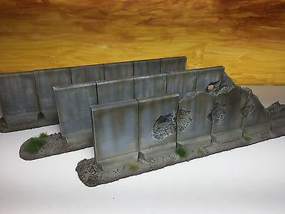Tall Barriers : Forgotten Labyrinth 28mm Wargame Terrain & Scenery