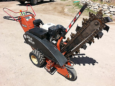 Ditch Witch 1330 Trencher Just Serviced w/Options TOP COND! Work Ready!!