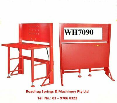 Steel Workbench Fold Up Heavy Duty Part No. = Wh7090