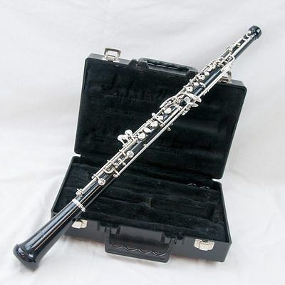 Yamaha Oboe Student Model YOB-211, Professionally Adjusted, Excellent Condition!