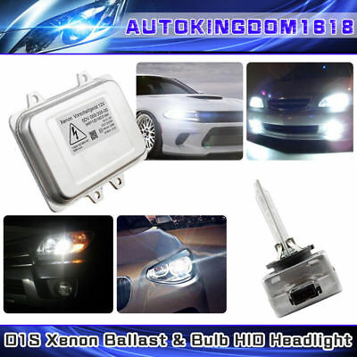 D1S 8000K 35W XENON HID LIGHT BULBS REPLACEMENT 08-10 FOR BMW E60 M5