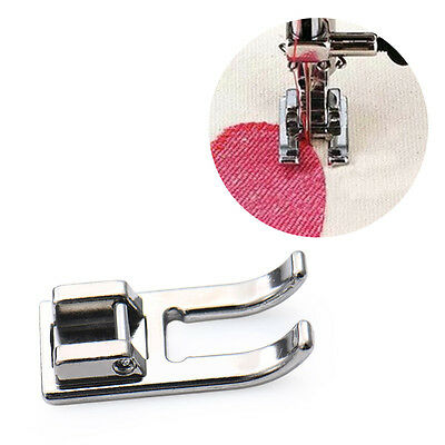 Sewing Machine Mouth Opening Patch Embroider Densely Needle Sewing Presser Foot