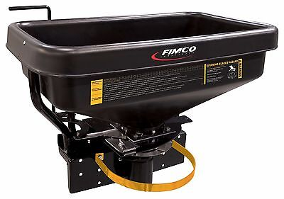 Fertilizer Spreader to suit ATV or ute tray mounting - Fimco DMS-TR-12V-2.2