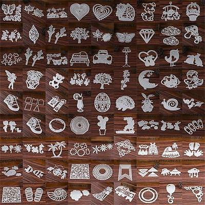 Hot Metal Cutting Dies Stencil Scrapbook Paper Cards Craft Embossing DIY Die-Cut