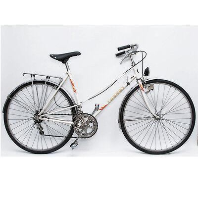 Bicicleta paseo clasica Torrot BLANCA chica | WHITE Torrot classic lady bicycle