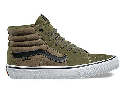 NEW Vans Sk8 Hi Pro Shoes Dakota Roche