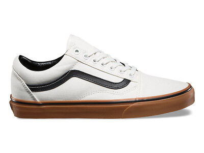 NEW Vans Old Skool Gum Blanc De Blanc