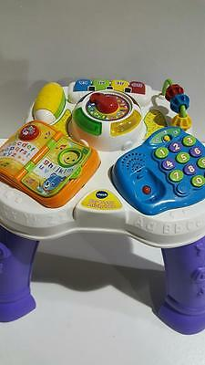 Vtech Play And Learn Acitivity Learning Musical Table