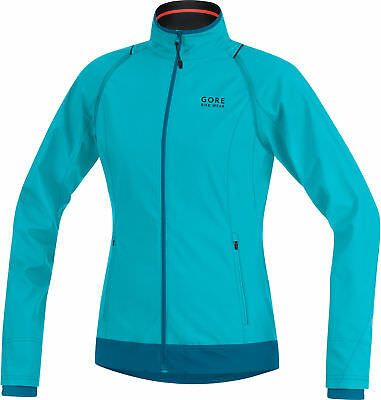 Gore Bike Element Lady Windstopper Active Shell Bike Jacket Blue/Ink Blue 2017