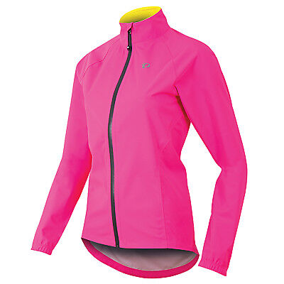 Pearl Izumi Select WXB Womens Bike Jacket Screaming Pink 2017