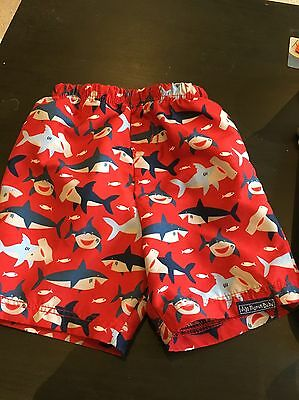 jojo maman bebe Swim Shorts With Nappy Boys 3-6 Months