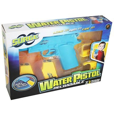 Surge Water Pistol Reloadable Set For One