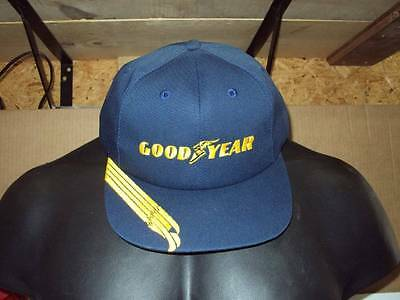 Vintage Rare Goodyear Eagle Racing Snap Back Truckers Cap Hat Never Worn.