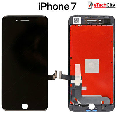 Original iPhone 7 Lcd Display Screen Touch Digitizer Glass Complete Assembly 4.7