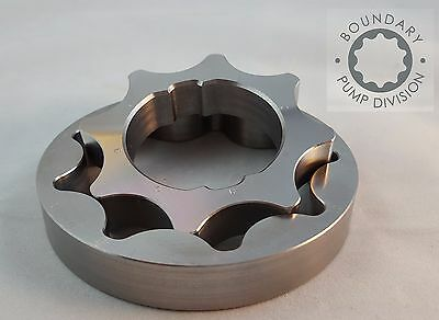 Billet Chromoly Oil Pump Gears Ford Coyote 5.0L V8 Mustang 2011+ F150 2015+
