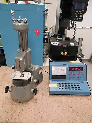 "Sheffield Blanchette Single Head Gage Block Comparator 0-6""/.000001"" w/ DRO"