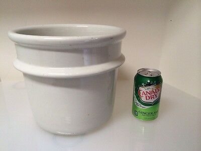 Rare Early 2 gallon 5S Container by Shenango China New Castle, PA.
