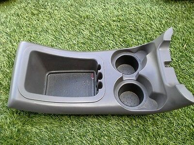 1998-2003 Ford Expedition Console Cupholder W/insert Gray Oem See Photo