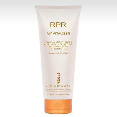 RPR My Vitaliser 200ml Hair Treatment Moisture Strength Vitamin Protein Extracts