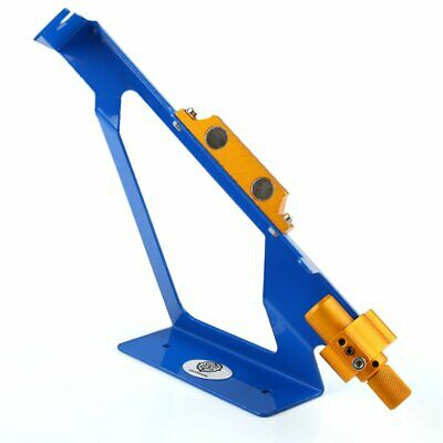 Professional Carbon or Aluminum Arrows Fletching Jig With Clamp Archery Feathers