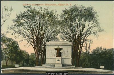 Albany, NY - Soldiers' and Sailors' Monument
