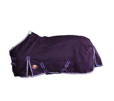 "Yimar 6'0"" 1200D Ripstop Fleece Lined Horse Rug Mg60"