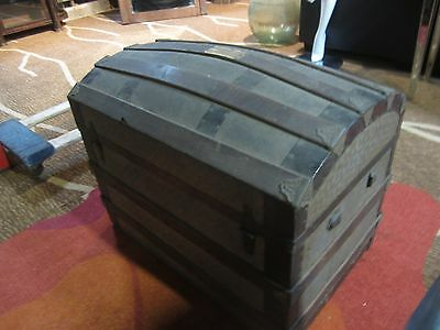 Antique Pirates Trunk Chest