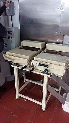 StanGrad Confectionery Pastry Belgian Waffle Maker, Crepe Waffle Cones Machine