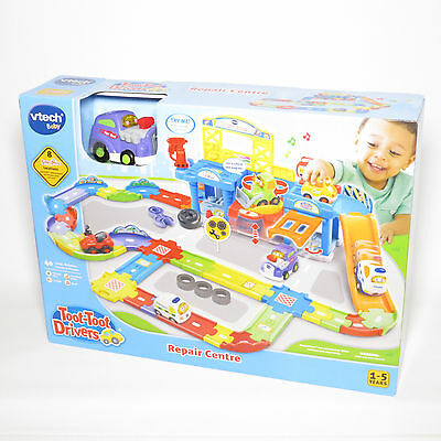VTech Baby Toot-Toot Drivers Repair Centre Childs Playset 1-5 Years