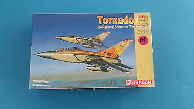 "DRAGON Tornado F3 56 (Reserve) Squadron ""The Firebirds"" Nr.:4582 1:144"