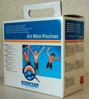 Kit Mini Piscina Qps +Cataliz; 1 Unidades