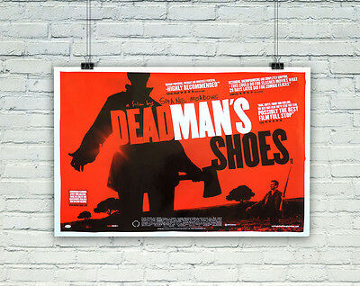 Dead Man's Shoes Movie Poster Photo All Sizes : #A7646