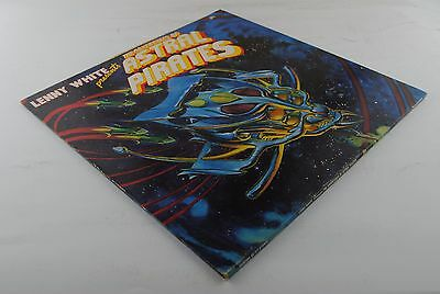 LENNY WHITE - The Adventures Of Astral Pirates LP! 1°ST US Press! STUNNING AUDIO